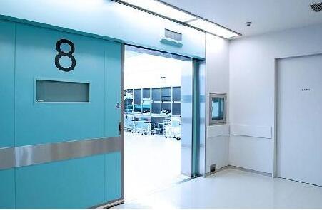 教您如何识别医用门的隔音效