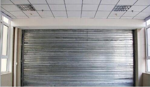 简析钢质防火卷帘门安装方法