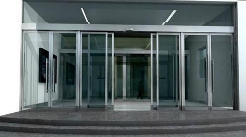 如何判断自动门玻璃门门夹的质量