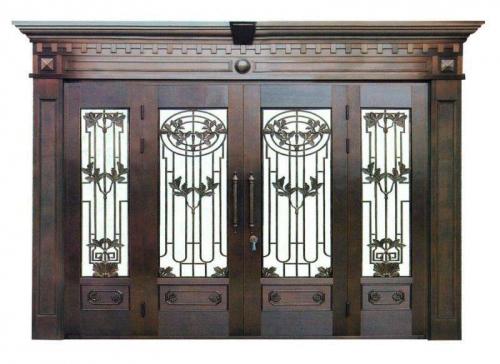 如何防止铜门生成铜绿以及铜门保养技巧