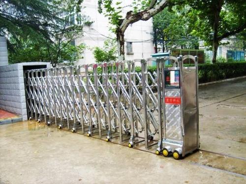电动伸缩门性价与品质的关系以及配件选择技巧