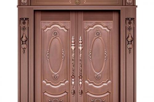 认识铜门性能优点及如何保养铜门的窍门