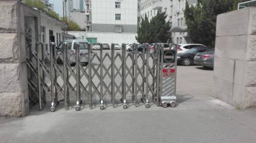 伸缩门行业的安全问题及简易故障排除方法