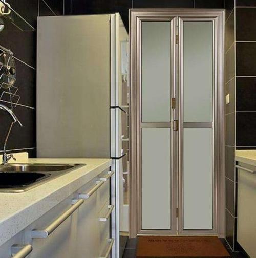 折叠门卫生间门备受欢迎的原因