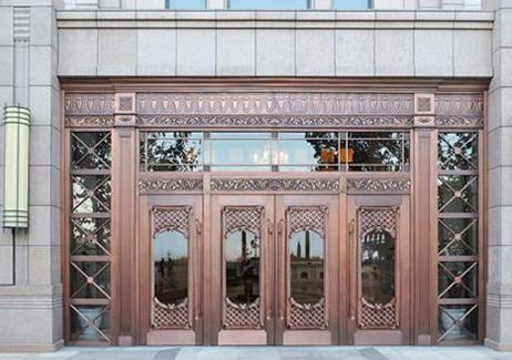 如何确保铜门的品质问题,一起来看看