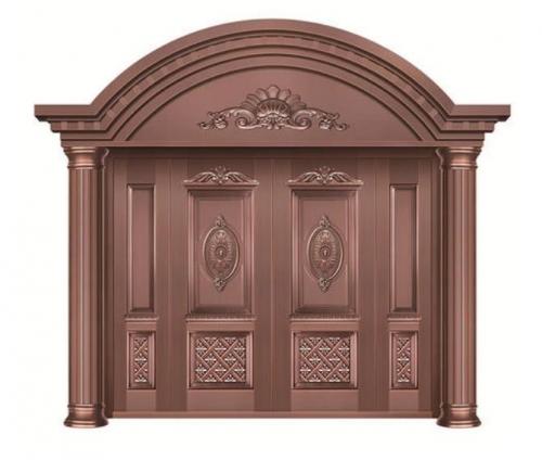 """铜门被""""圈粉"""",其原因是什么"""