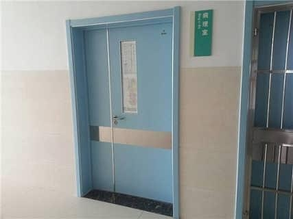 安装医用门