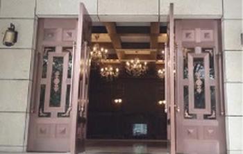设计制作铜门
